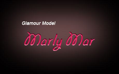 Glamour model Marly Mar