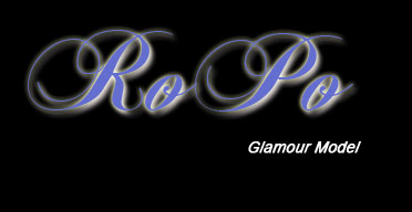 Glamour model RoPo
